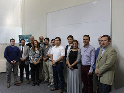 Red de Profesionales INACAP del Área Electricidad y Electrónica define lineamientos para su 3er Encuentro Nacional