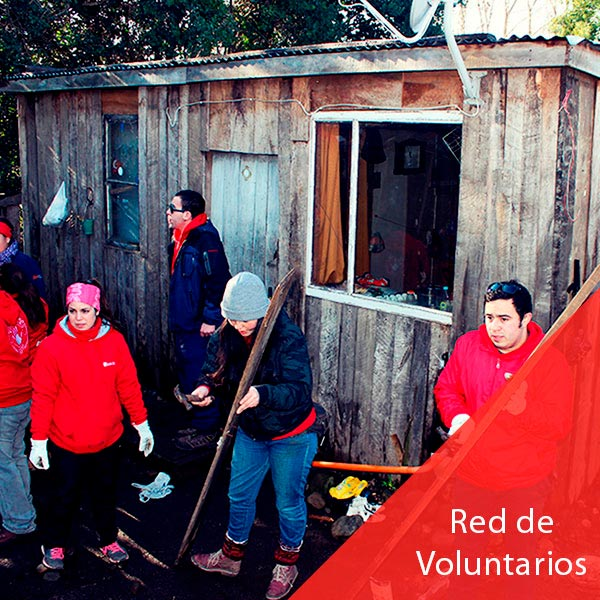 Red de Voluntarios INACAP