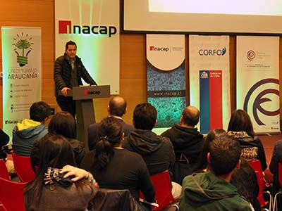 INACAP Temuco junto a Corfo lanzan fondo concursable para